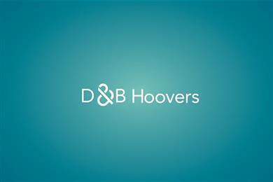 D&B Hoovers 价值与操作详解「中文版」